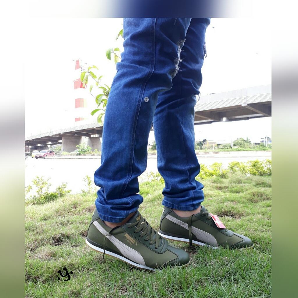 zapatos casuales puma hombre