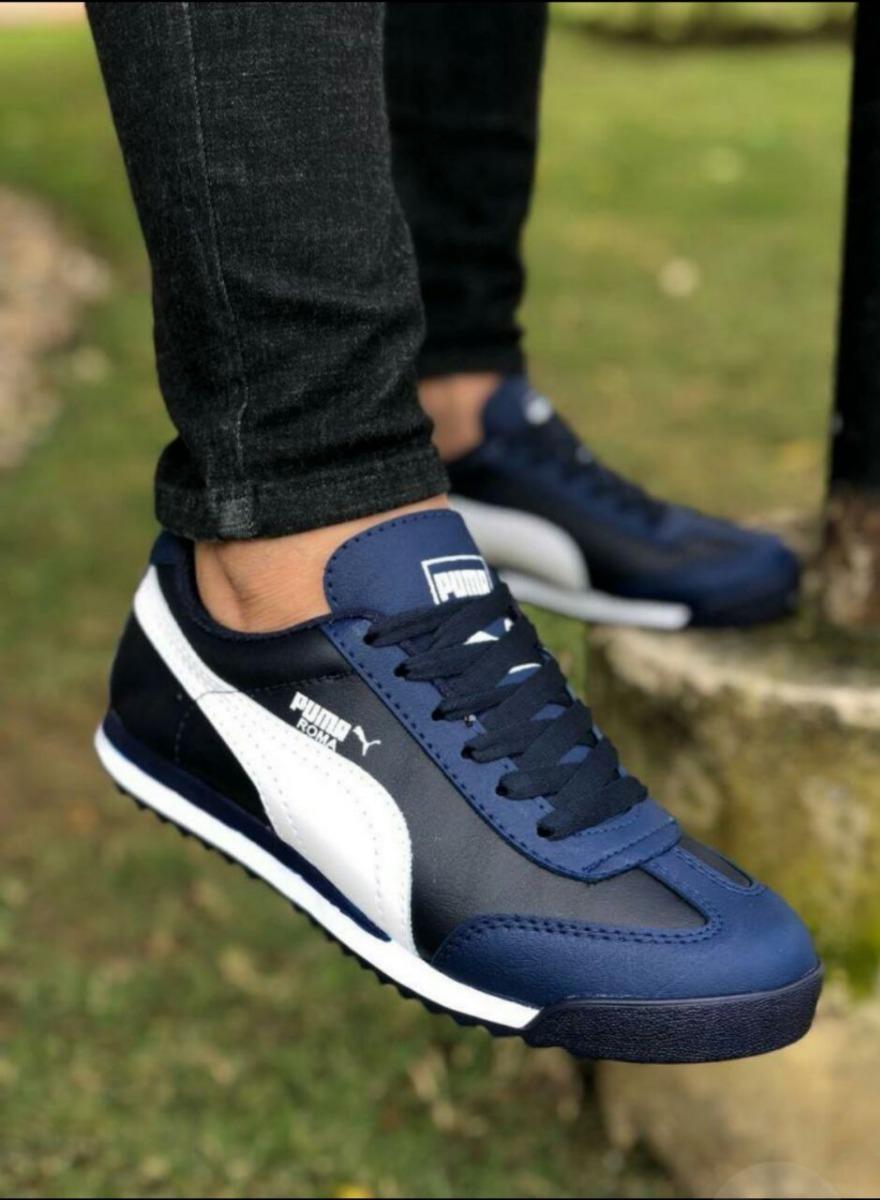 zapato puma hombre