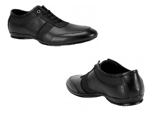 zapato casual schatz sport 1453 140939 negro hombre