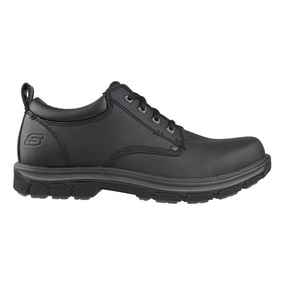 Zapato Casual Skechers Relaxed Fit Expected Avillo Black T
