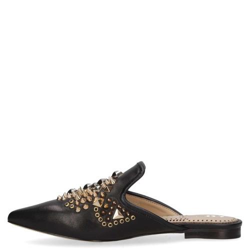 zapato casual zappa mujer negro - t467