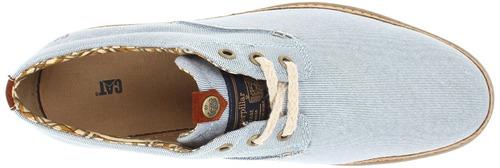 zapato caterpillar p715805 cormac hombre azul