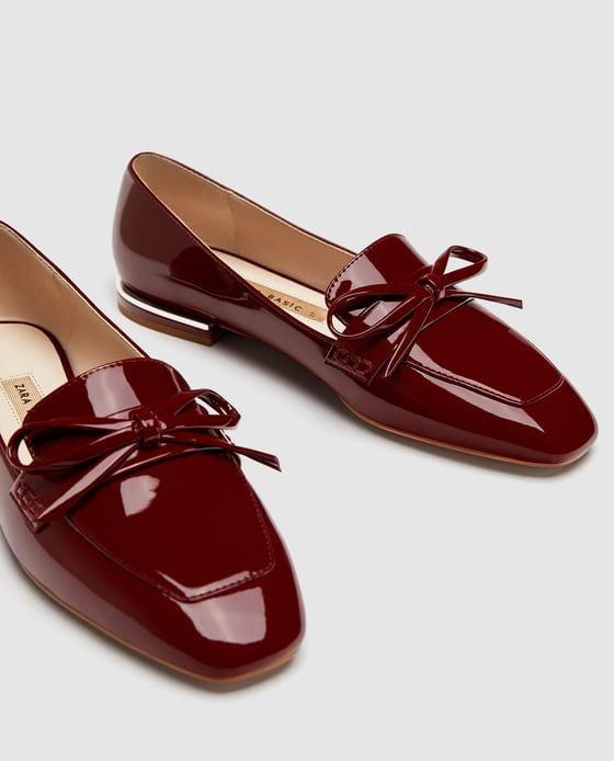 700 Color Charol 1 Zapato En Libre Mercado Importado Burdeos Zara 00 P4Yqqxw