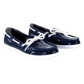 Mercado Rojos Charol Mujer De Marino Azul En Zapatos Libre rdhstQC
