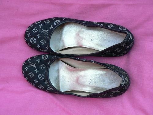 zapato chatita nº 36 muy fina importada  713enanitos