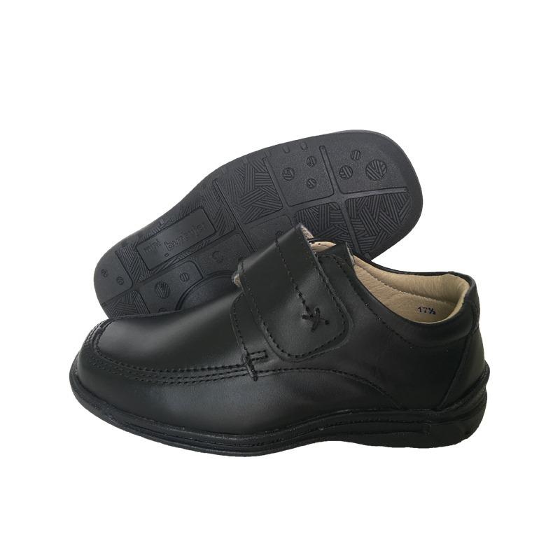 cf8c0af5 Zapato Choclo Escolar Niño Negro Miniburbujas - $ 642.00 en Mercado ...