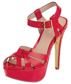 cddf5a1b Zapatos Mujer Cavatini 2016 Ninas - Zapatos para Niñas Rojo en ...