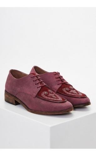 zapato clara barcelo la frutilla del postre