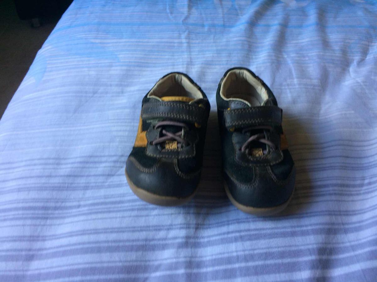 Clarks Niño Zapato De Talla 6 Nvn08wOm