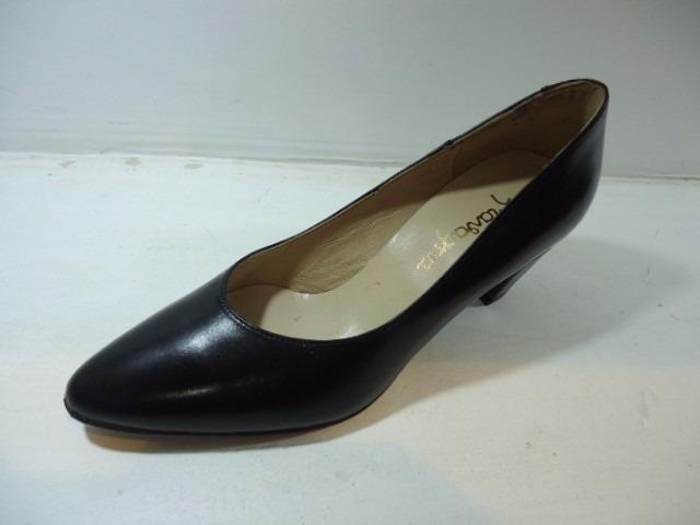 Zapato Clásico Mujer Taco Evento Vestir Oficina A 1500 -   2.750 c83ef24d91c4