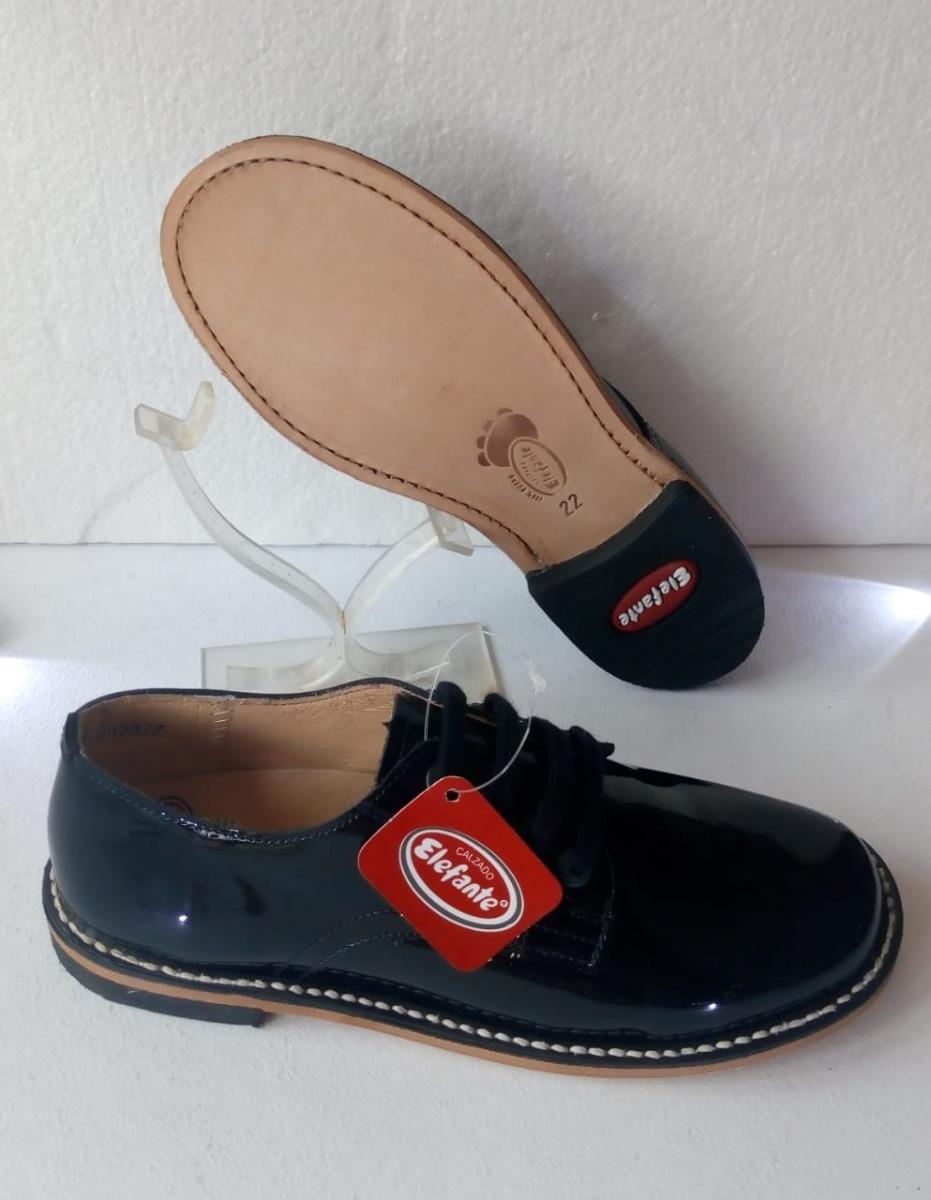 6aec4d42045 Zapato Colegial Elefante Modelo 7002 -   699.00 en Mercado Libre