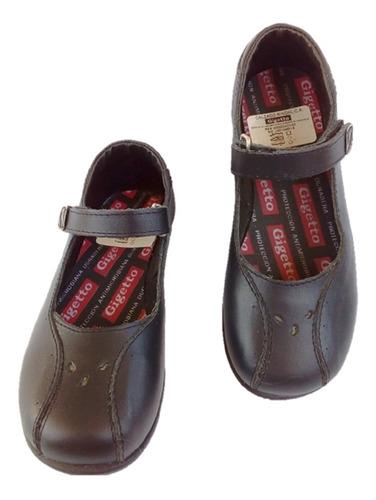 zapato colegial escolar gigetto modelo 5502