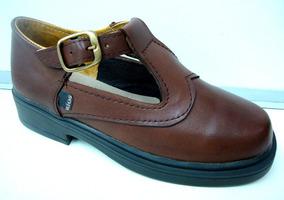 744df924 Zapatos Escolares Color Marron - Ropa y Accesorios en Mercado Libre ...