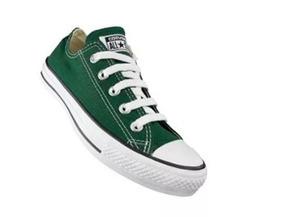 comprar real a pies en super servicio Bulto De Zapatos Converse - Zapatos Deportivos Verde en ...