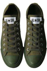 dd4ff2921 Zapatos Converse Verde Militar en Mercado Libre Colombia