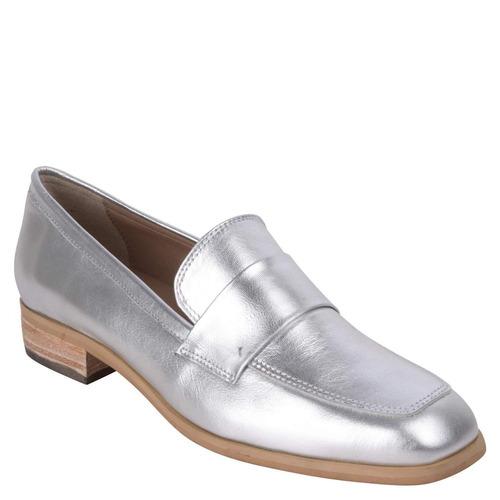 zapato cornell zappa mujer plateado - x549