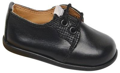 zapato cuero acordonado dulzura 6034 15 al 20 nene