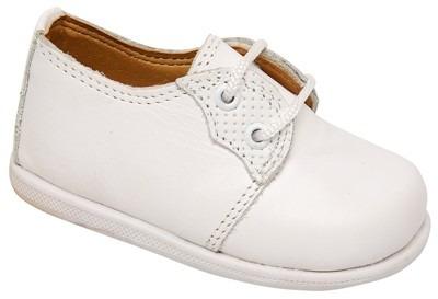 zapato cuero acordonado dulzura 6034 21 al 26 nene