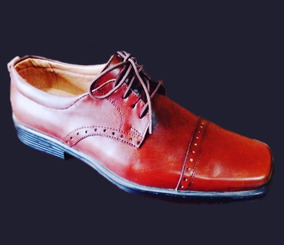 cea682f6e35ee Zapato Formal. Suela De Cuero Hombre Zapatos - Calzados en Mercado ...