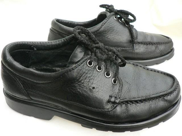 781929e3 Zapato Cuero Hombre Niño Leñador Escolar Colegio Nº 38 - $ 350,00 en ...