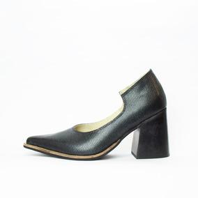 7a8bcc8b32d Zapato Dama Clasico Cuero Valdez (6487015)