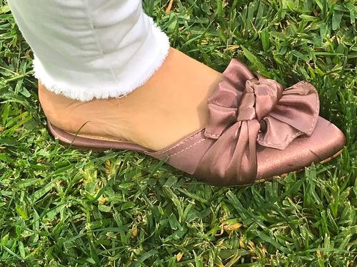 zapato dama mujer piso moda
