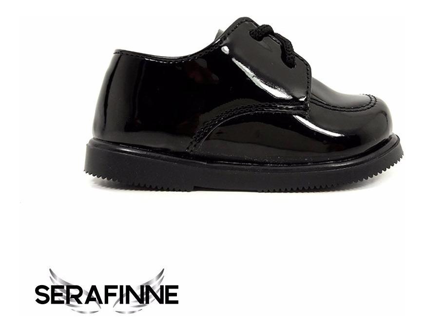 7df17b11 Zapato De Bautismo Bebe Charol Art-01 Talle (17 Al 21) New - $ 799 ...