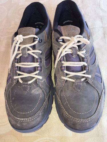 zapato de caballero marca clarks wave