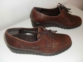 Importados N° 35 Zapato España Cuero De Mephisto 5jLqR34A