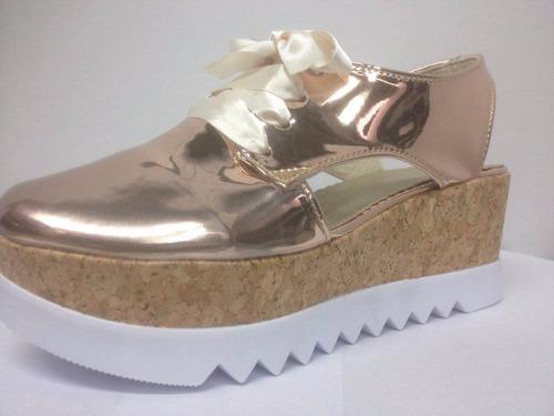 zapato de dama muy fina