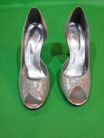 7a37d0ab Zapatos De Fiesta Mujer Usados 38 - Ropa y Accesorios, Usado en ...