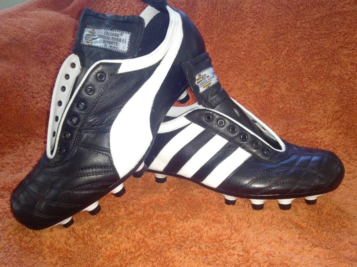 8d7936c20c246 Zapato de futbol calzado especial colmenero %piel artesal cargando zoom jpg  1200x900 Zapatos de soccer
