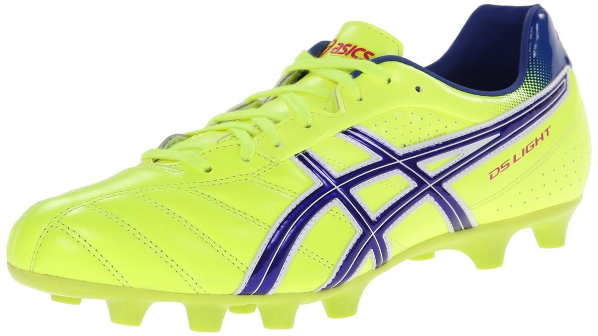 Zapato De Fútbol Ds Light 6 De Asics Para Hombre, Amarillo