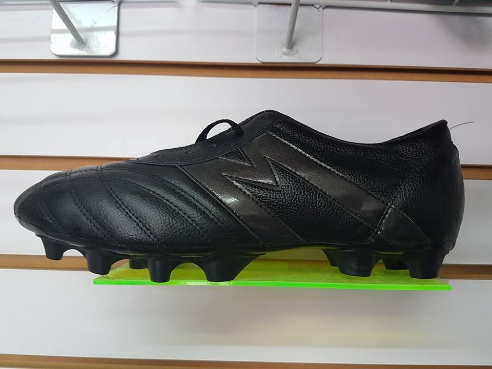 b8cfd680d Zapato De Futbol Manriquez Mid Sx Total Negro -   769.00 en Mercado ...