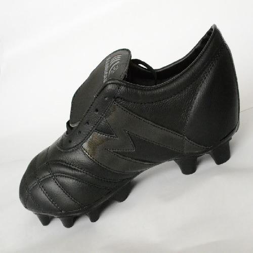 zapato de futbol mid tx classic negro + ¡envio gratis!