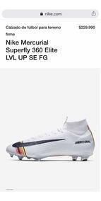 Zapato De Futbol Nike Superfly Mercurial 360 Elite