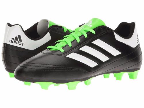 zapato de futbol niño con tapones adidas goletto talle 12k