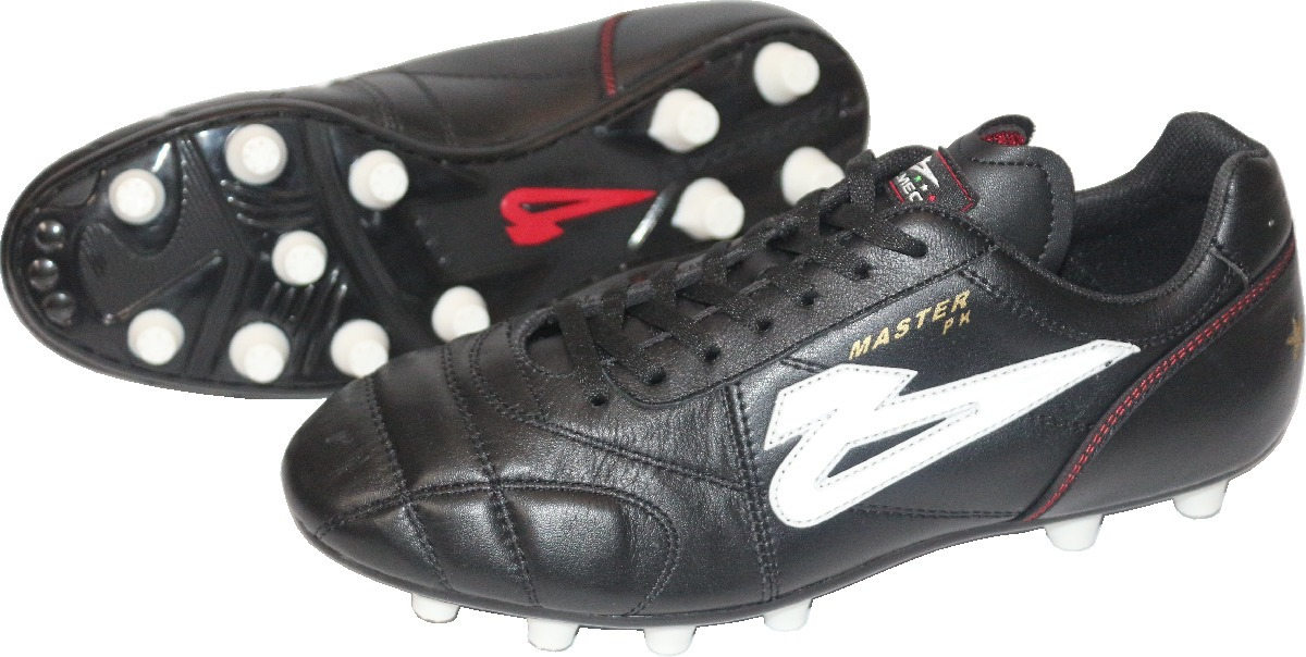 Zapato De Futbol Olmeca Master Piel Kanguro -   1 3d9f85f7971
