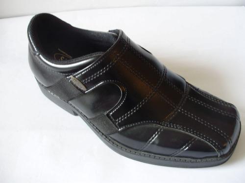 zapato de hombre de vestir cosidos arco anatomico n° 39 a 44