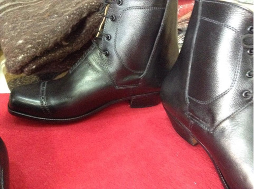 zapato de huaso hecho a mano calidad superior / bauldeaperos