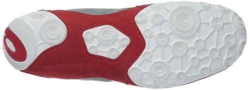 Zapato De Lucha Danight Evo Para Hombre De Asics, Aluminio