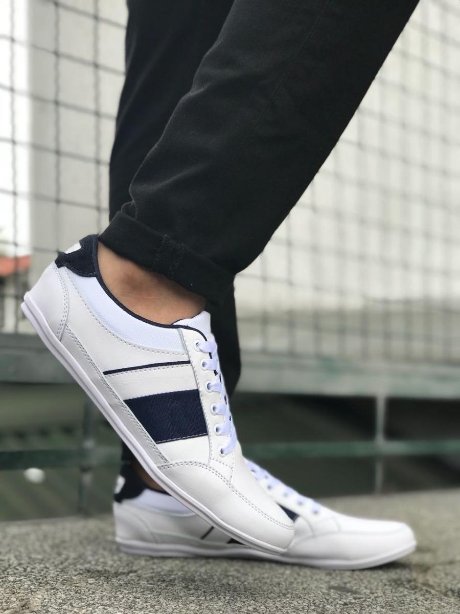Casual Azul Blanco Para Masculina Moda Hombre De Zapato WDE2YHI9