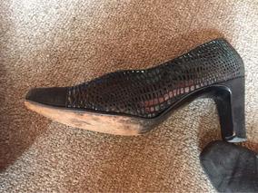 Zapato De Mujer Negro