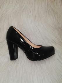 Zapato Mujer De De Zapato Taco Zapato Taco Ancho Ancho Mujer De WED9IY2H
