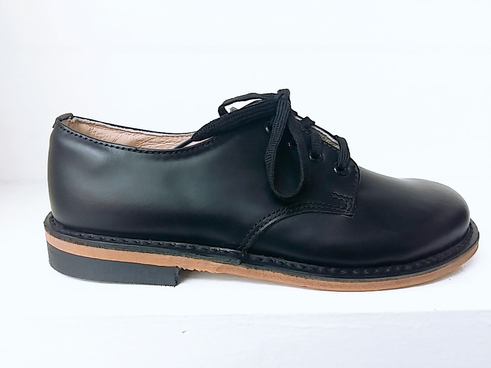 28c3019f Zapato De Niña Escolar Mickey De Piel Negro 22.5 Al 27 - $ 799.00 en ...