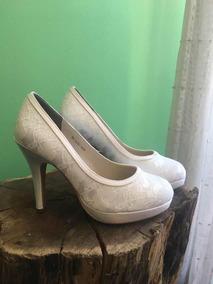 6252b67e Vendo Impecables Zapatos De Novia De La Casa Blanca N 38 - Vestuario y  Calzado en Mercado Libre Chile