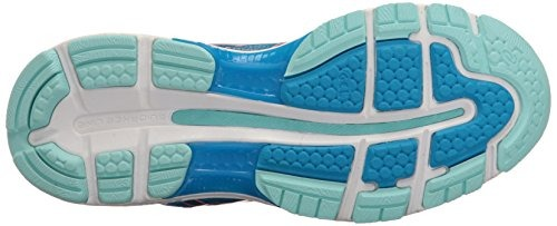 official photos 3d341 b3155 zapato de running para mujer asics gel-nimbus 19, diva blue