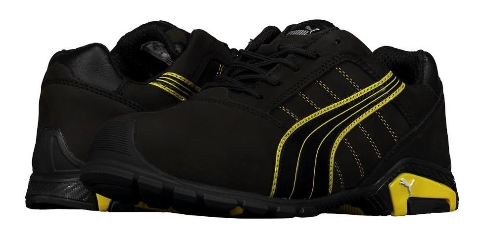 puma zapatos hombre negro