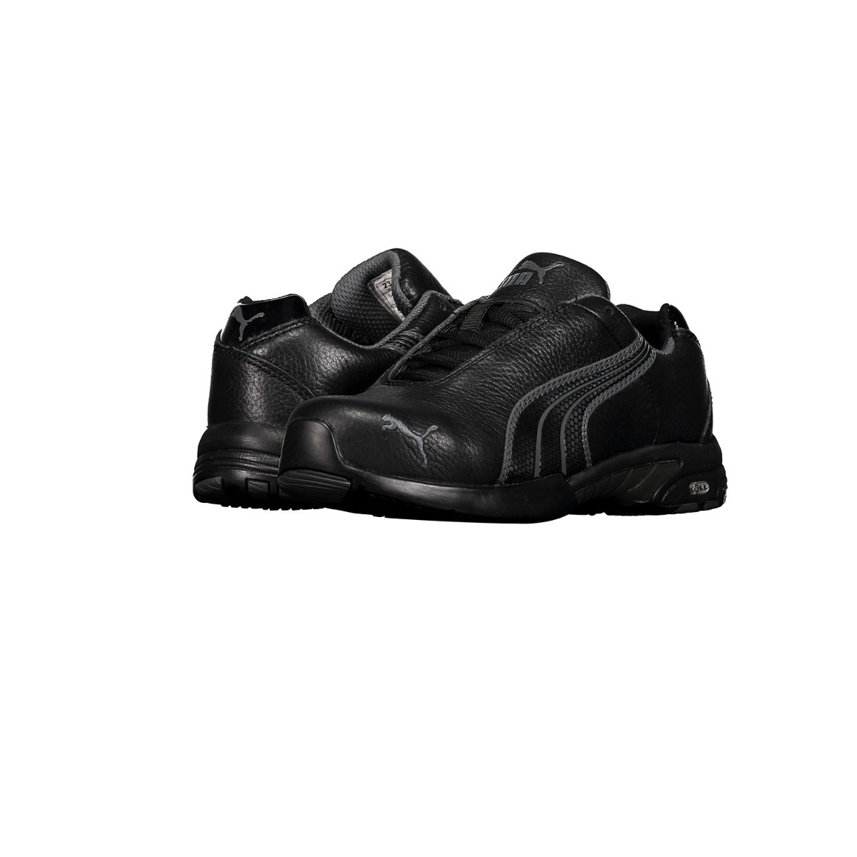 00 Puma Zapato Negro De Seguridad Piel Mujer 139 P854 3 Para qRxU4wHvBR
