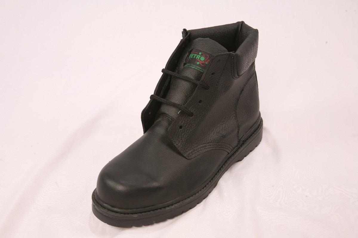 b20a23571c1 Zapato De Seguridad Modelo 705 Economico - $ 275.00 en Mercado Libre